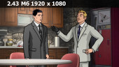 Арчер / Archer [Сезон: 11,Серии: 1-7 (8)] (2020) WEB-DLRip 1080p | IdeaFilm