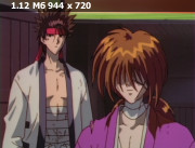 Бродяга Кэнсин / Rurouni Kenshin: Meiji Kenkaku Romantan [S01 + SP] (1996-1998) DVDRip 720p от Deadmauvlad | D, L1 | 85.95 GB