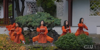 Кунг-фу / Kung Fu [Сезон: 1] (2021) WEBRip 720p от Kerob